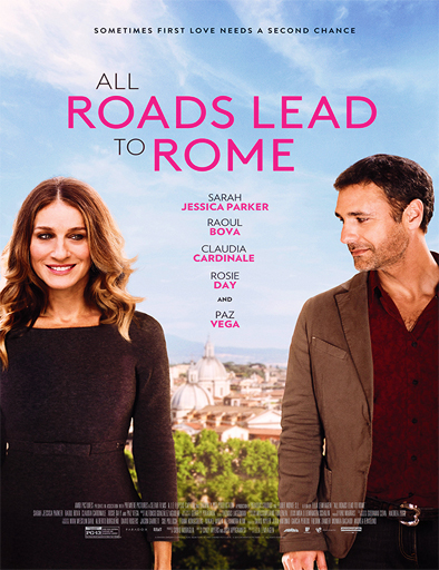 All Roads Lead to Rome (2015) español Online latino Gratis