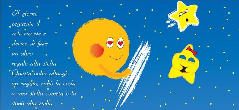 spesso Ti Racconto Una Fiaba, Pastrugno?: IL SOLE INNAMORATO UQ69