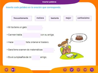 http://ceiploreto.es/sugerencias/juegos_educativos_2/7/Insertar_palabras/index.html