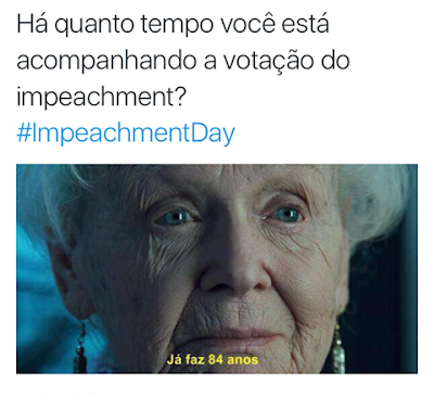 tempo impeachment