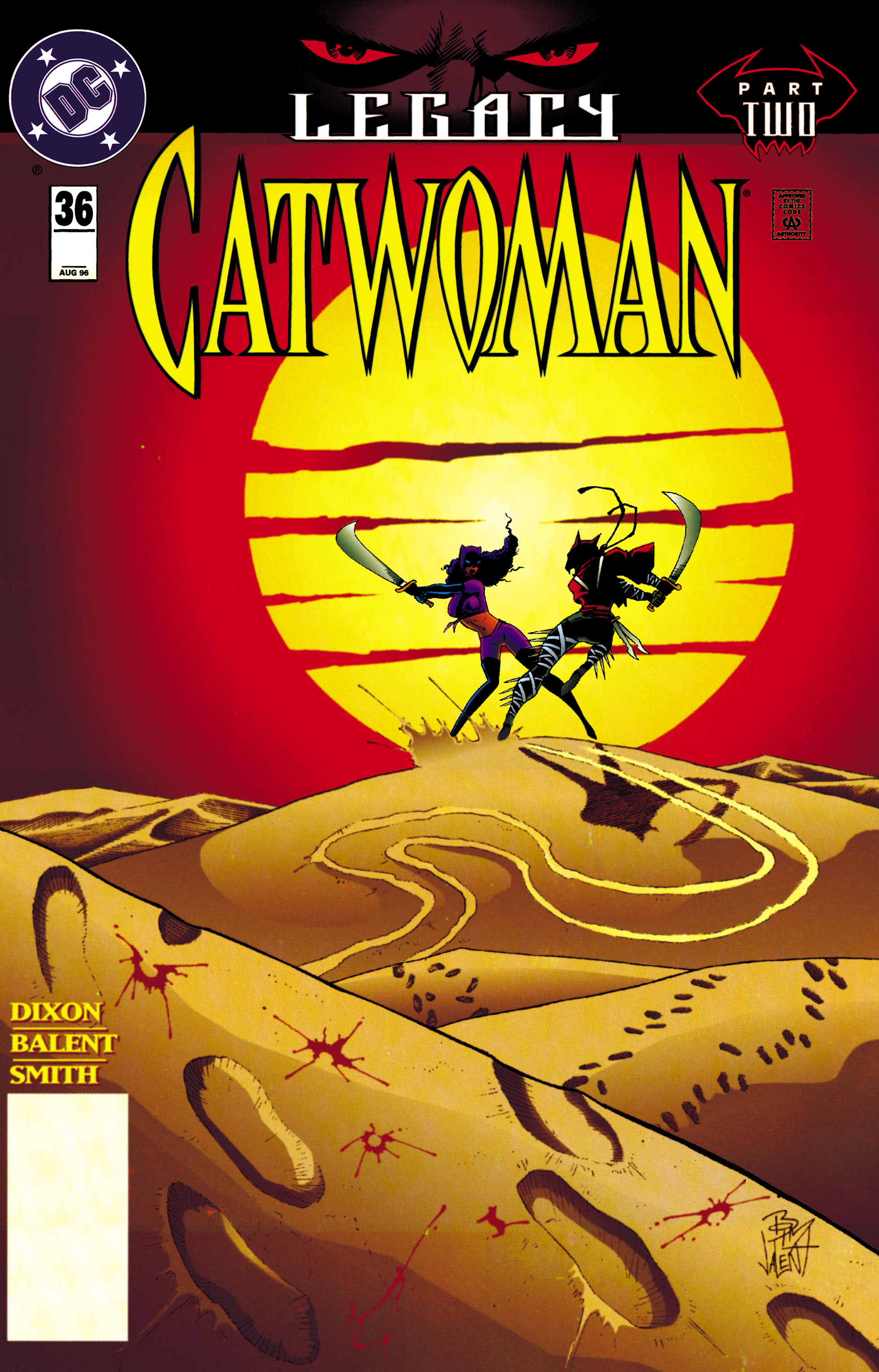 Catwoman (1993) Issue #36 #41 - English 1