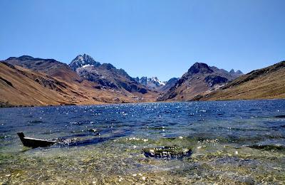 Llanganuco, Cordillera Blanca, Huaraz