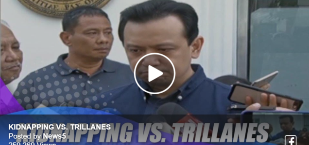 KIDNAPPING VS. TRILLANES | DOJ give Trillanes 10 days to reply to kidnapping charges | kamiangmedianidu30