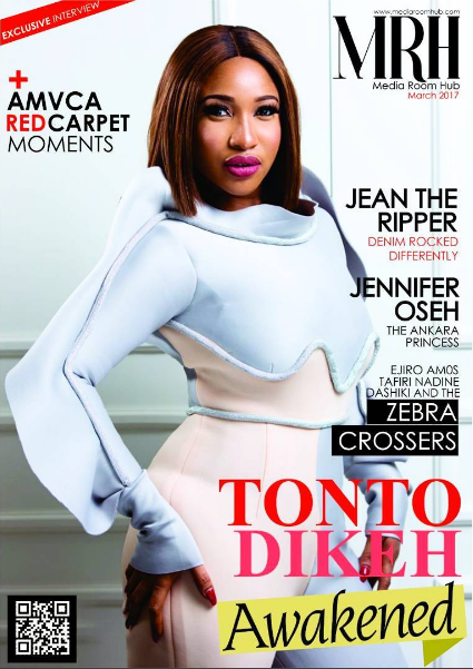 """In all of this I'm praying for strength & wisdom"": Tonto Dikeh Talks Motherhood, Her Marital Meltdown & Career in Exclusive Interview"