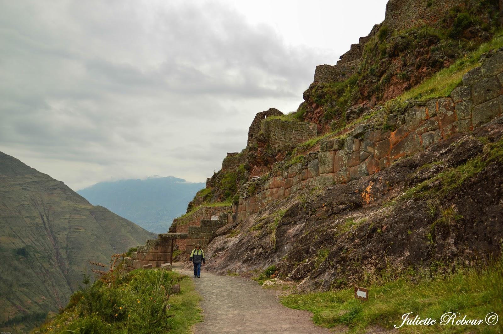 Site inca de Pisaq, Pérou
