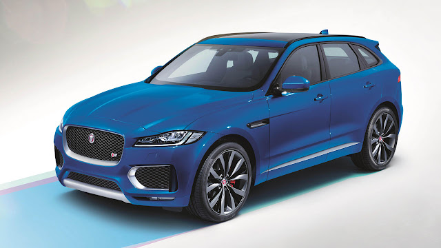 Jaguar F-Pace First Edition