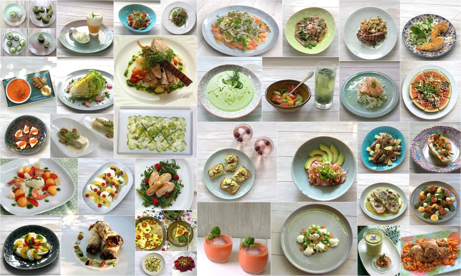 Leichte Sommer Küche Rezepte : Leichte küche für den sommer kalorienarmes essen hauptgerichte