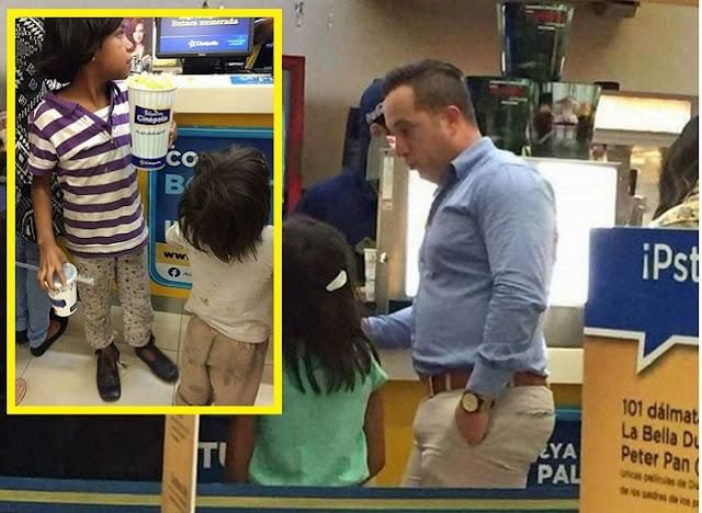 Fue el gerente de Cinépolis quién invitó a niños de la calle a ver una película