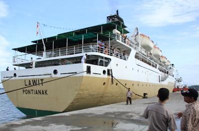 Jadwal Kapal Pelni Laiwt Terbaru 2019 2020 2021 2022 2023 2024 2025