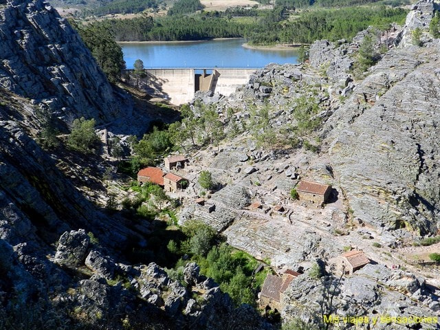 Valle del río Ponsul, Penha García