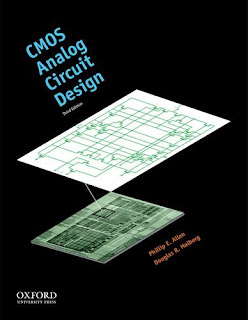 CMOS Analog Circuit Design 3rd edition
