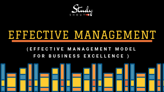 Effective or Ideal Management Styles or Model - StudyShout, Business Excellence