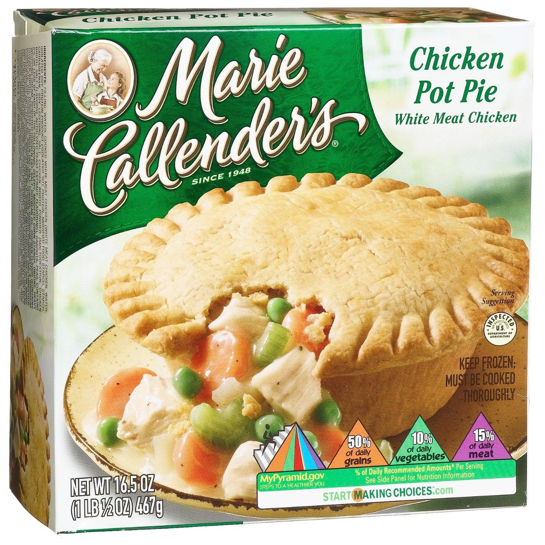 Food Review Marie Callender S Pot Pies
