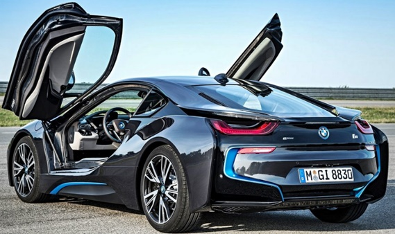 2017 BMW M8 Concept Design Specs