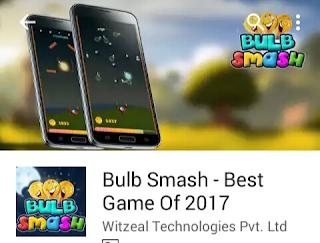 Permainan Penghasil dollar Bulb Smash