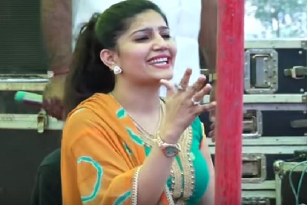 Sapna-Chaudhary-Congress-News