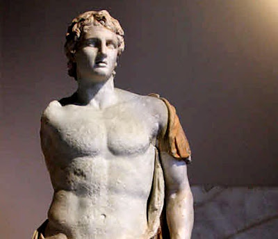 Virtual Museum of Alexander the Great on the internet