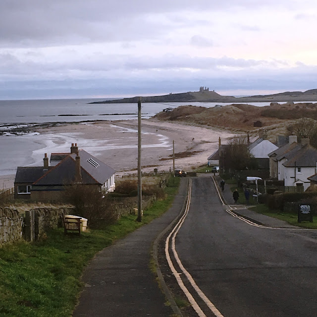 8 Favourite North East Coastal Family Walks dunstanburgh low newton