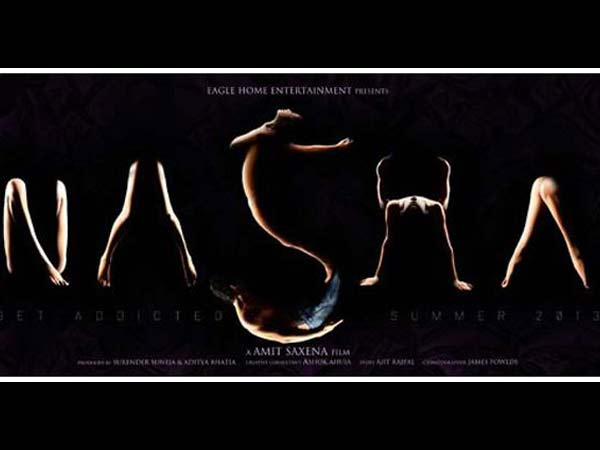 Poonam Pandey Nasha movie poster