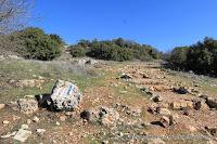 ישראל בתמונות - הר מירון, שביל הפסגה