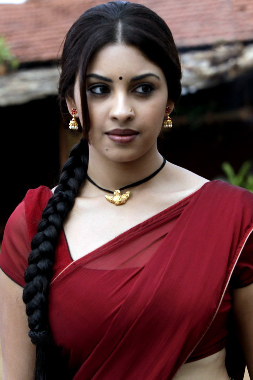 Tamil Womens Pundai Photos Kerala Mulai Hot Saree Photos -1451