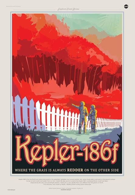 Kepler-186f image.