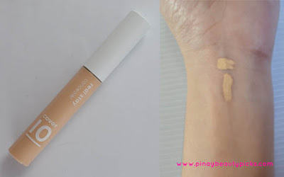 Banila Co Cover 10 Concealer 10 Review