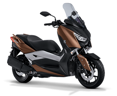 Spesifikasi dan Harga Yamaha XMAX 250 Terbaru