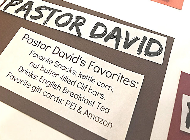 Easy Ideas for Pastor Appreciation Month @michellepaigeblogs.com