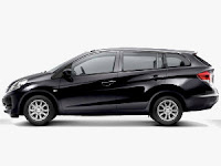Info Harga dan Spesifikasi Honda Brio MPV