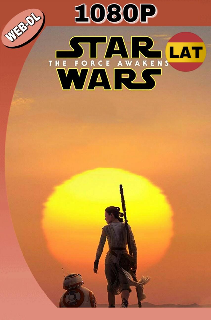 STAR WARS: EL DESPERTAR DE LA FUERZA (2015) HD 1080P LATINO-INGLES