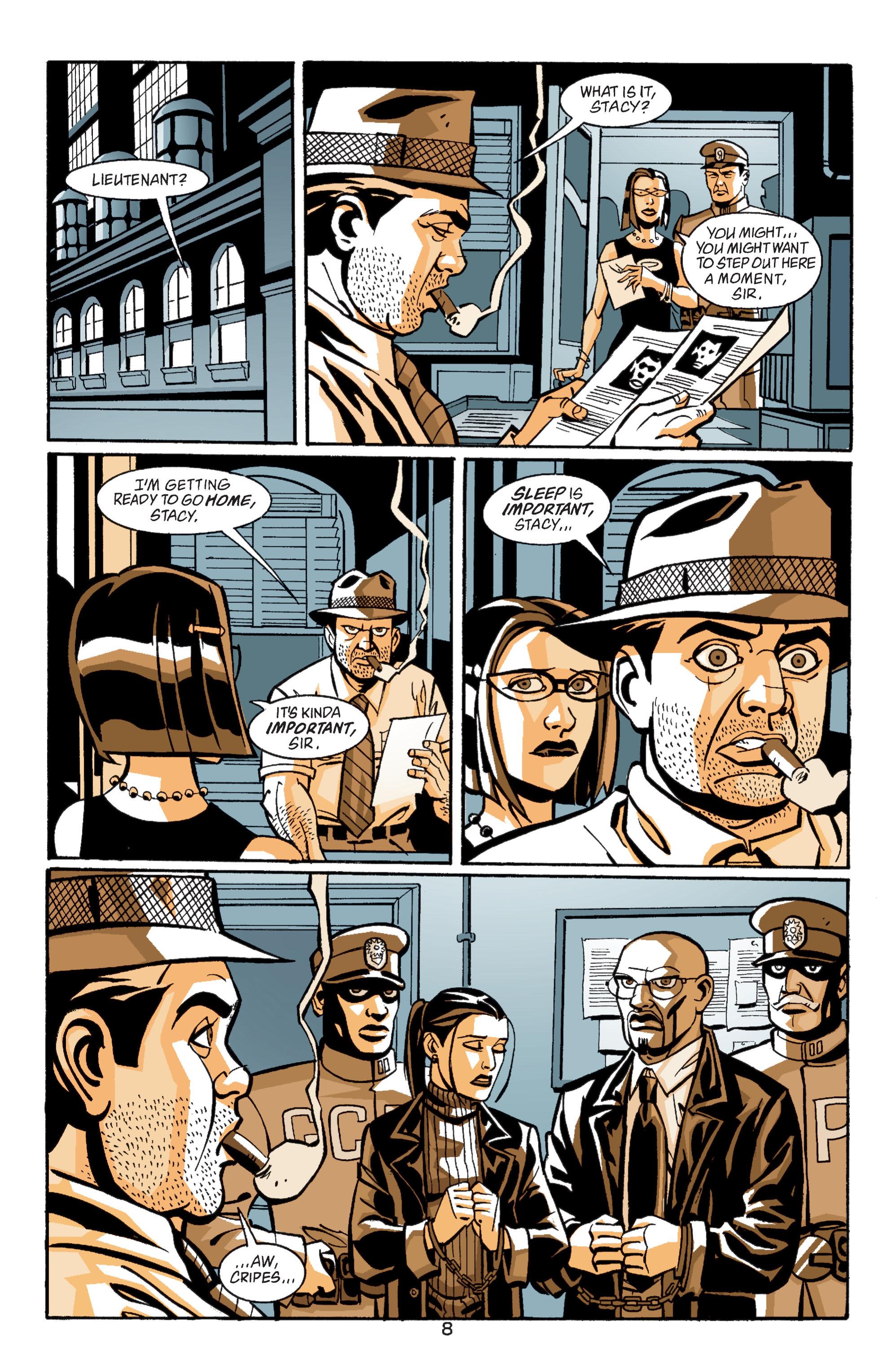 Detective Comics (1937) 759 Page 8