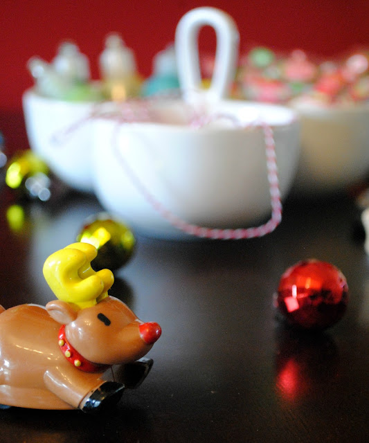 Add some Christmas fun to your card night. Get ideas at FizzyParty.com