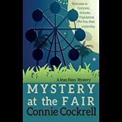 mystery at the fair cover