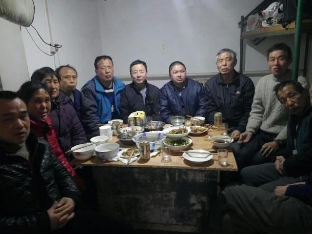 政府维稳春节仍非法拘禁,人权捍卫者姜家文挣脱大年初二返京