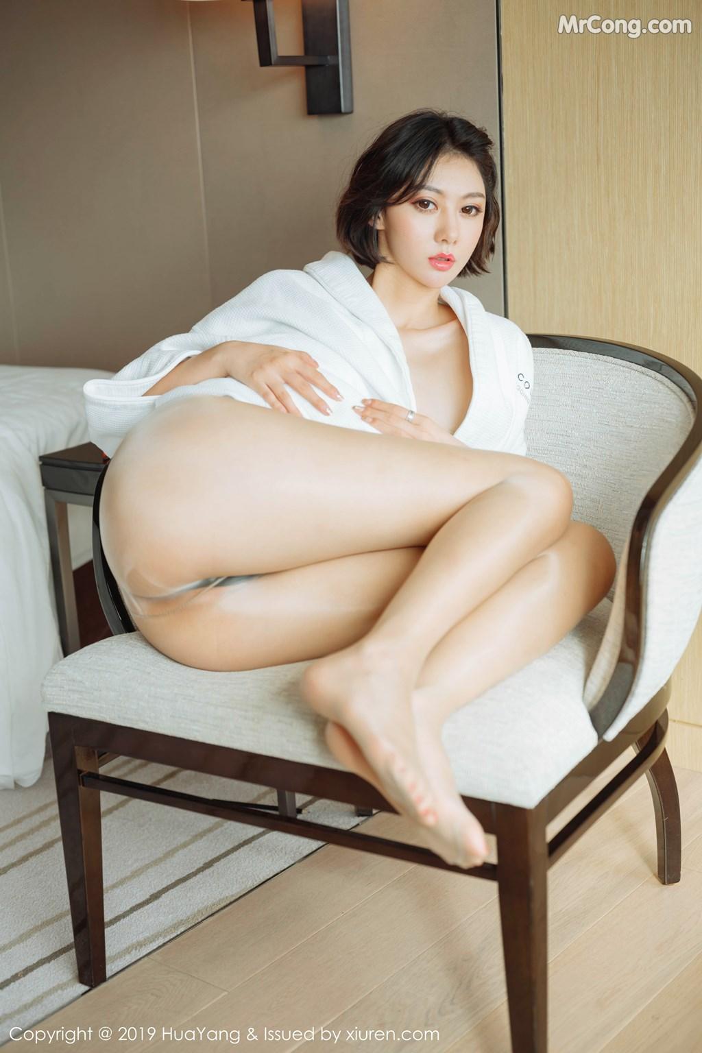 Image HuaYang-Vol.183-Yi-Xuan-MrCong.com-002 in post HuaYang Vol.183: Yi Xuan (艺轩) (62 ảnh)