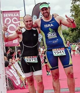 Triatlón Sevilla Aranjuez