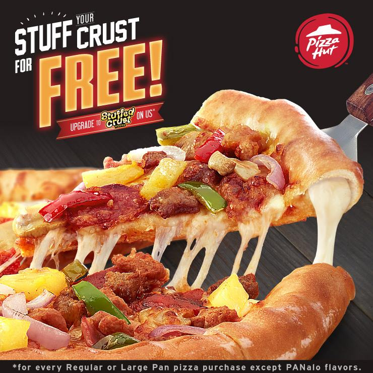 Crust discount coupons