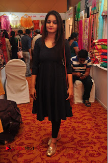 Bollywood Actress Sana Khan Launches Aakrithi Exibition  0253.JPG