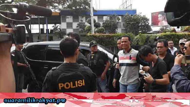 Hercules Rosario Marshal Ditangkap Lagi