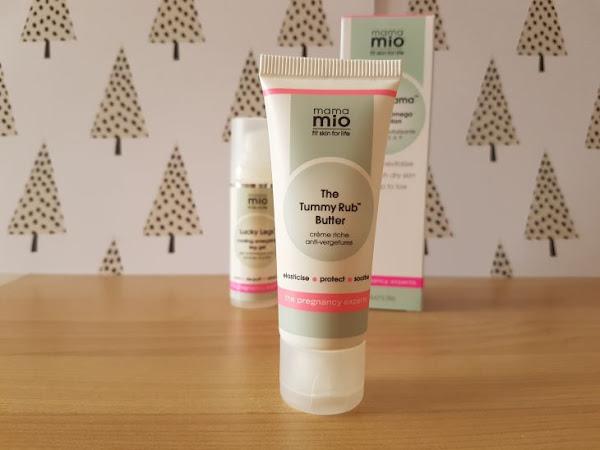 J'ai testé les produits Mama Mio Skincare, pour futures et jeunes mamans !