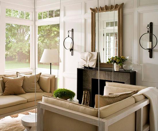 Hydrangea Hill Cottage Indoor Porches