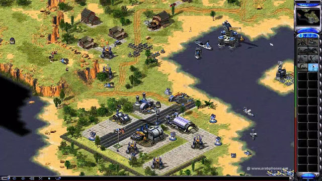 شرح تحميل لعبة red alert 2 الاصلية للاندرويد