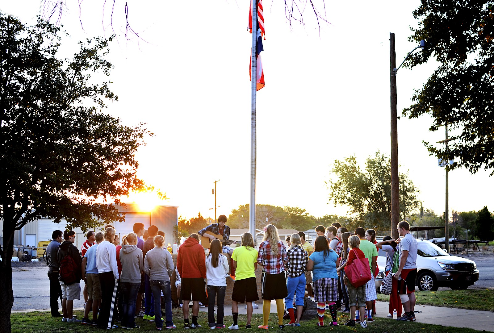 meet at the pole 2012