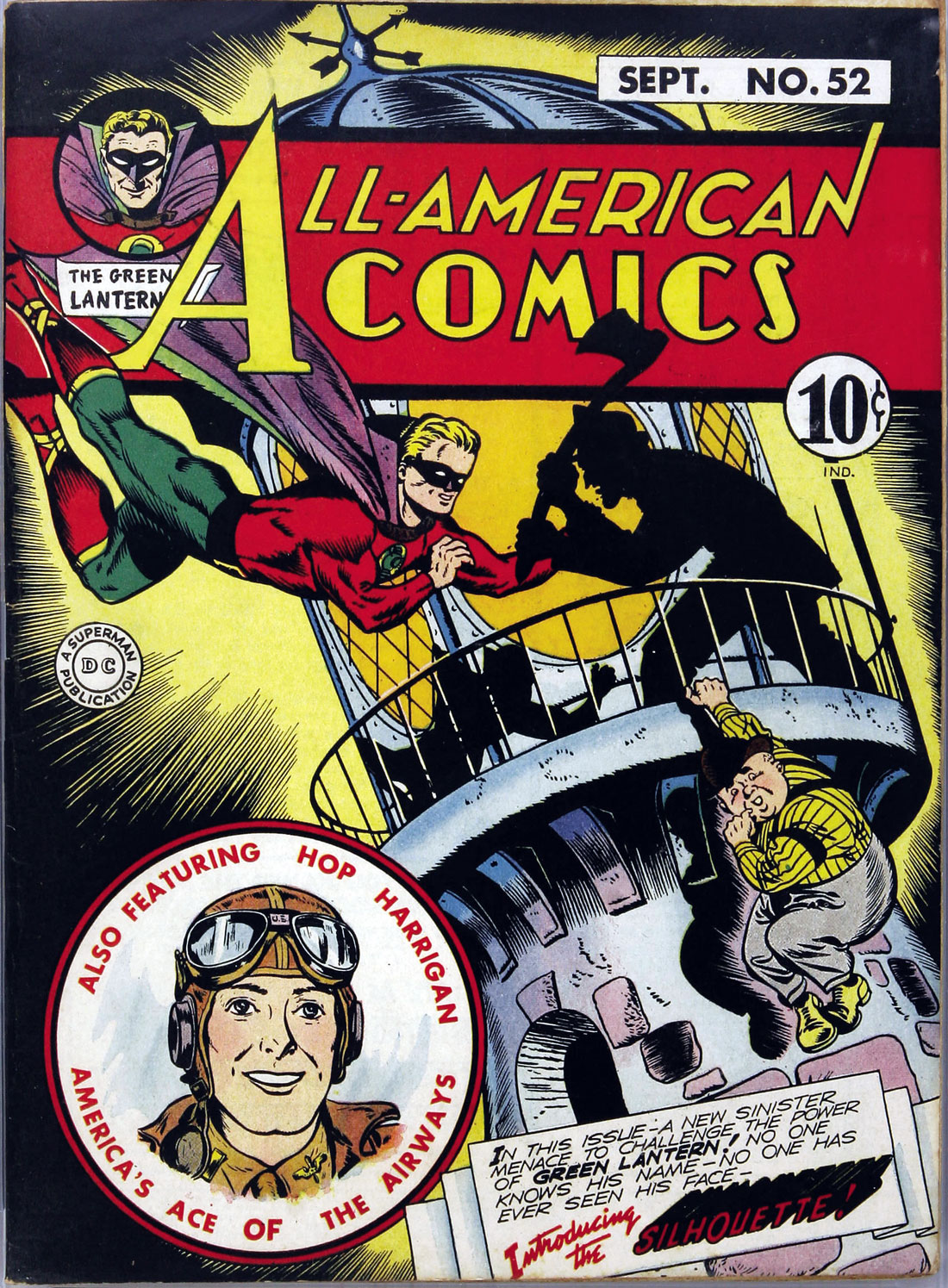 Read online All-American Comics (1939) comic -  Issue #52 - 1