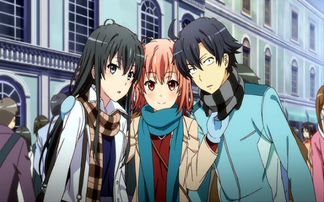 Anime Romance Comedy Terbaik Buatan Feel