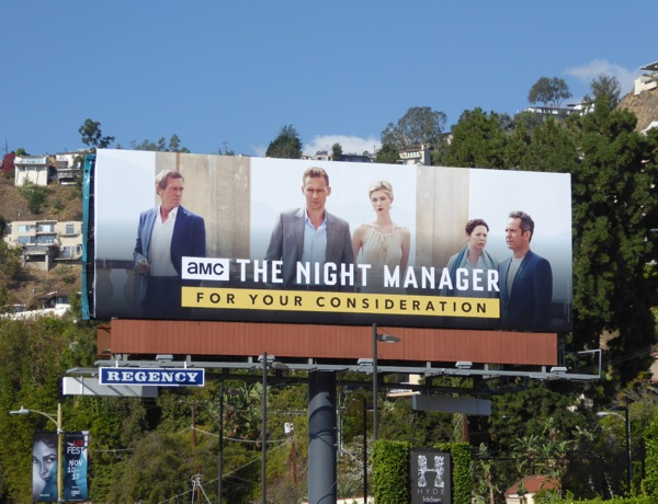 Night Manager For your consideration billboard