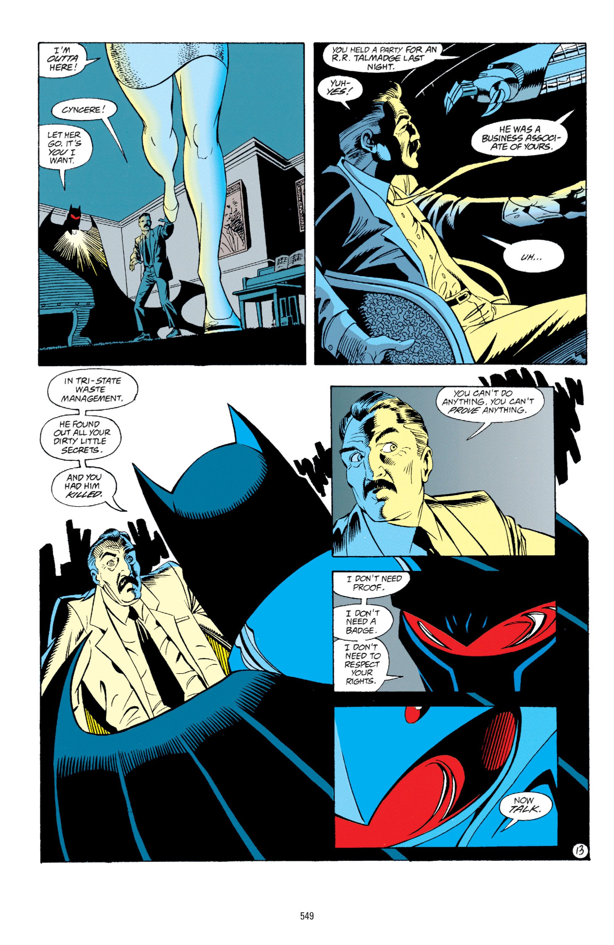 Detective Comics (1937) 674 Page 13
