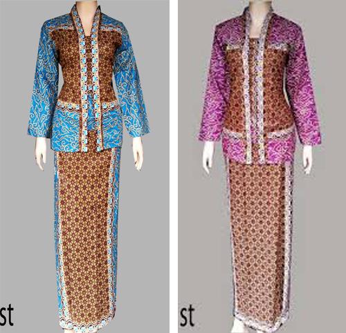 Contoh Gambar Baju Batik Modern: 14 Contoh Gambar Model Baju Pramugari Modern Terbaru 2016