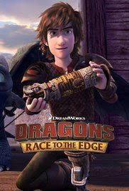Dragons: Race to the Edge  Temporada 3  1080p Dual Latino/Ingles